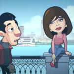 Мультфильм на арабском о непростой жизни девочек