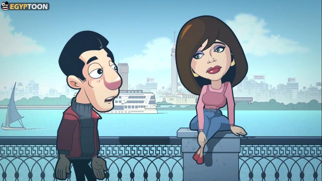 египетский мультфильм