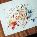 365 карандашей. 1 неделя