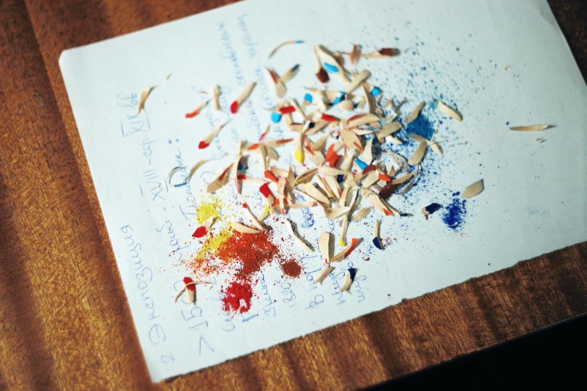 365 карандашей неделя 1 | karandasha.ru