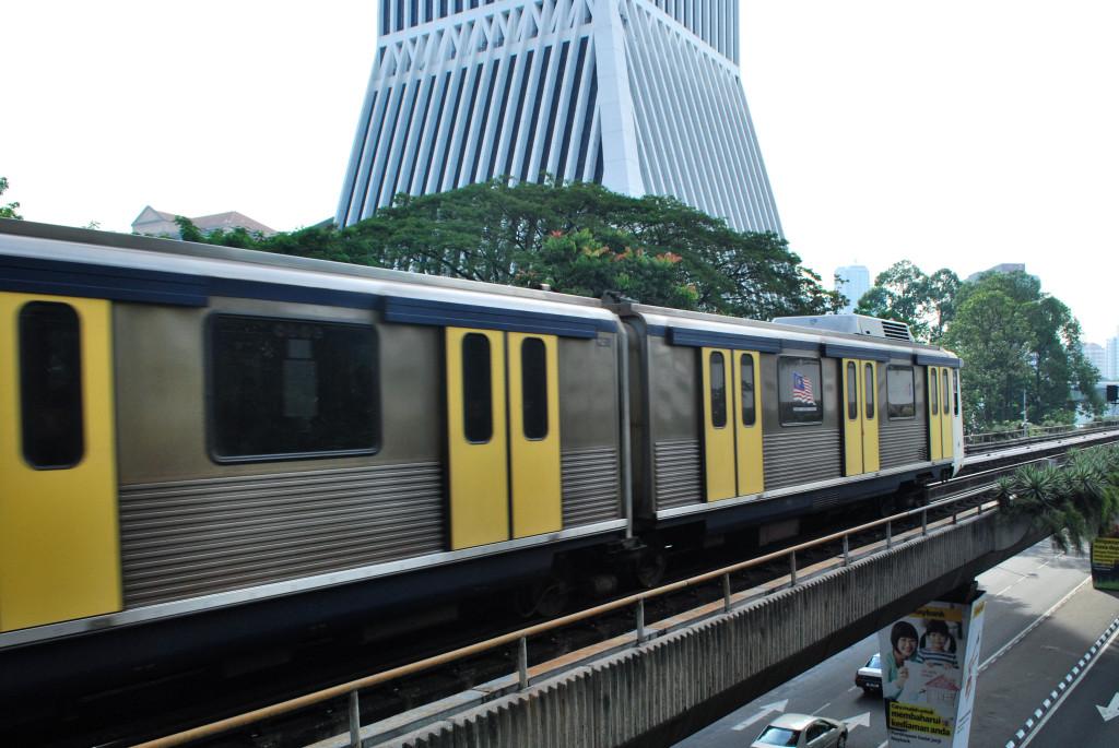 subway KL malaysia