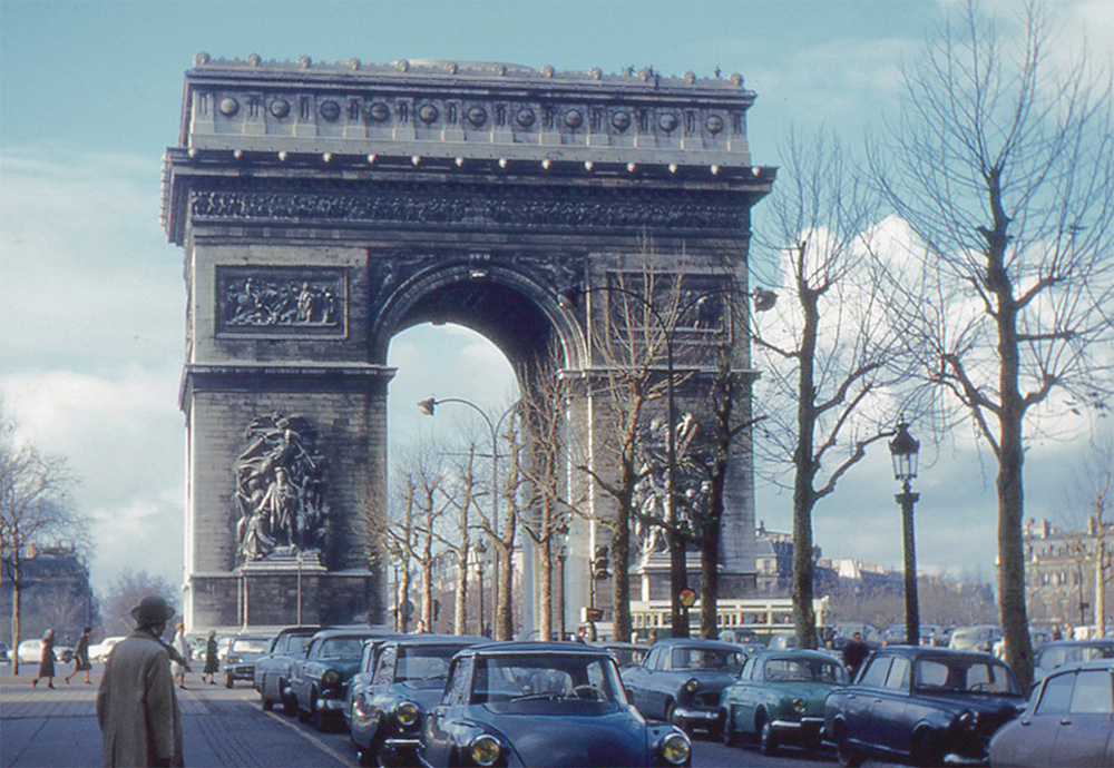Ремарк Триумфальная арка| karandasha.ru